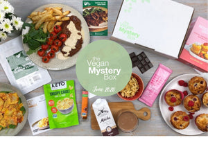 Vegan Mystery Box 1 month GIFT
