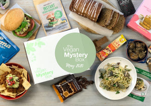 Vegan Mystery Box 3 month GIFT
