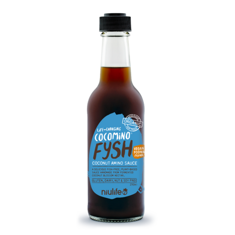 Niulife Coconut Fysh Sauce 250ml
