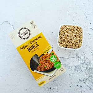 Sunflower Family Organic Sunflower Mince 75g