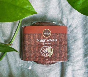 Totally Vegan By Charlie Buggy Wheels 130g
