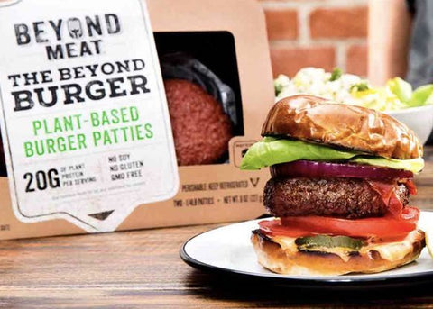 Beyond Meat Beyond Burger 2pk 226g (cold)