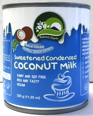 Natures Charm Sweetened Condensed Coconut Milk