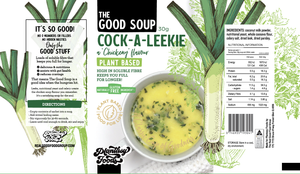 The Good Soup Cock-A-Leekie 30g