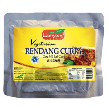Lamyong Rendang Curry