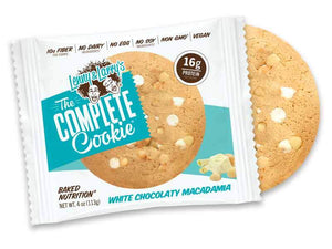 Lenny & Larry Complete Cookie - White Chocolate Macadamia