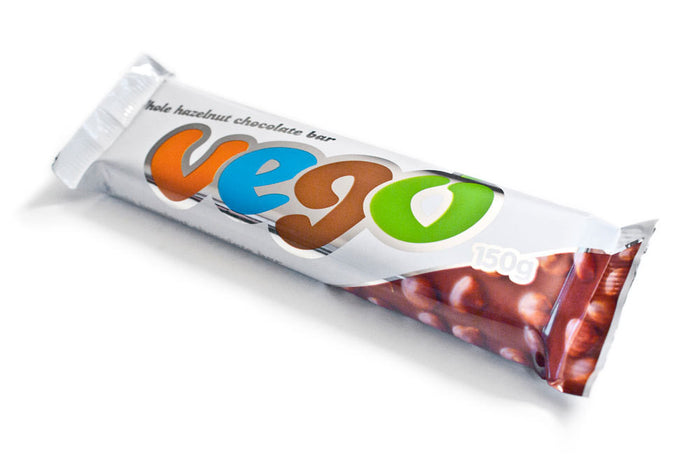 Vego 150g Hazelnut Chocolate Bar