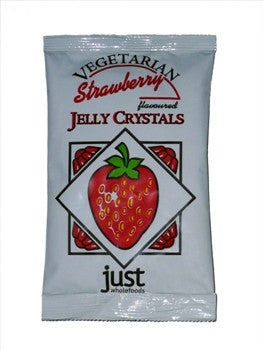 Just Wholefoods Jelly - Strawberry