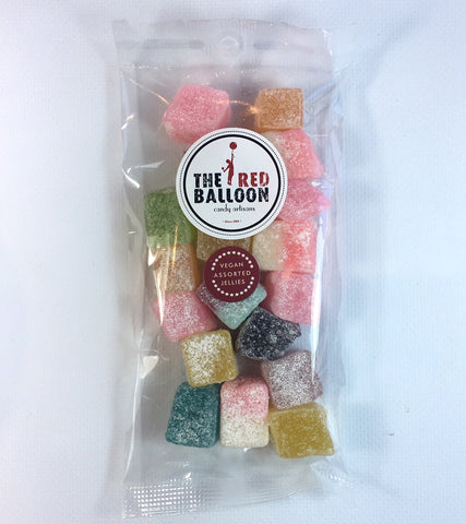 The Red Balloon Vegan Jelly Cubes
