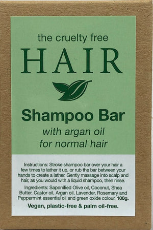 Shampoo Bar Normal Hair - Argan Oil