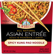 Dr McDougall's Asian Entree - Spicy Kung Pao