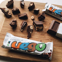 Vego 65g Hazelnut Chocolate Bar