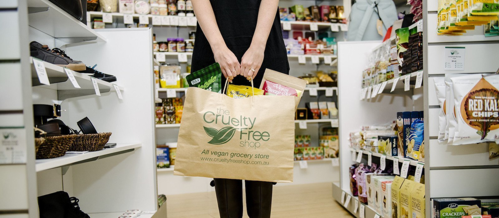 Welcome to The Cruelty Free Shop!