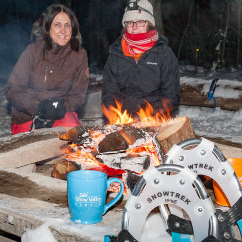 Guided Moonlight Snowshoe & Chili Cookout - January 15th