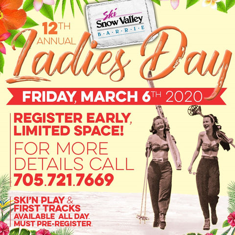 Ladies Day _ A Tropical Paradise