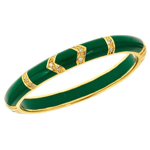 Fire Flame Simple Bangle