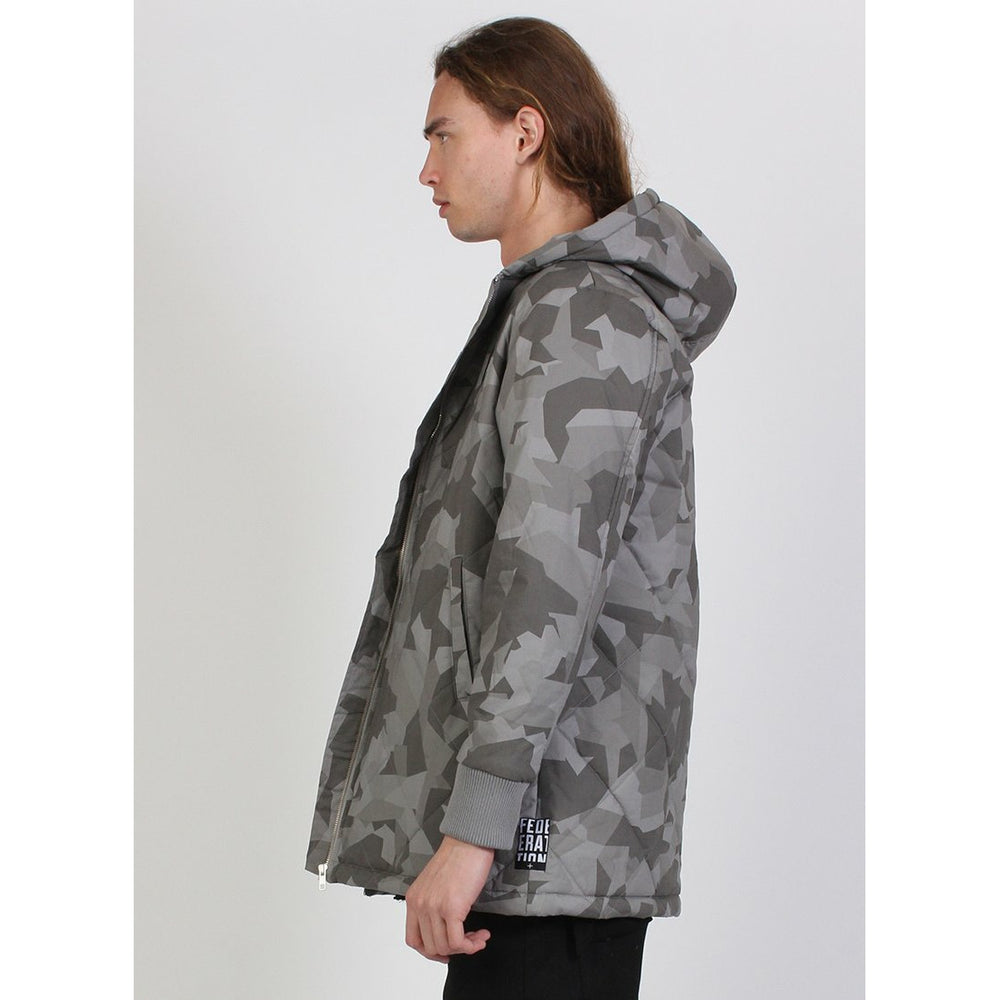 Federation Temper Jacket - Grey