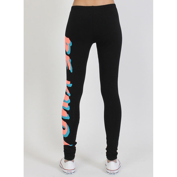 Federation Play Legging Be Kind - Black