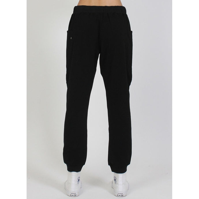Federation Some Pant - Black