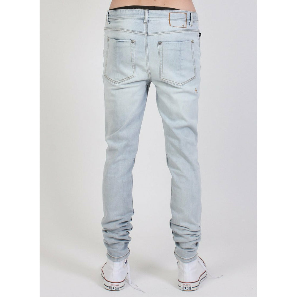 Federation Rocco Jean (Small Plus) - Washed Blue