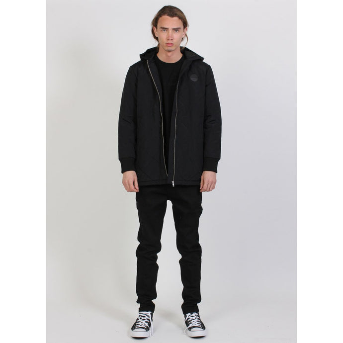 Federation Temper Jacket - Black