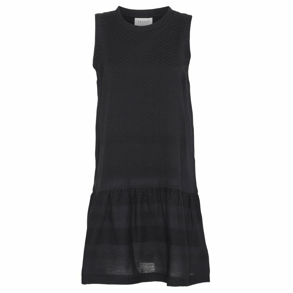 Cecilie Copenhagen Dress 2 O No Sleeve - Black