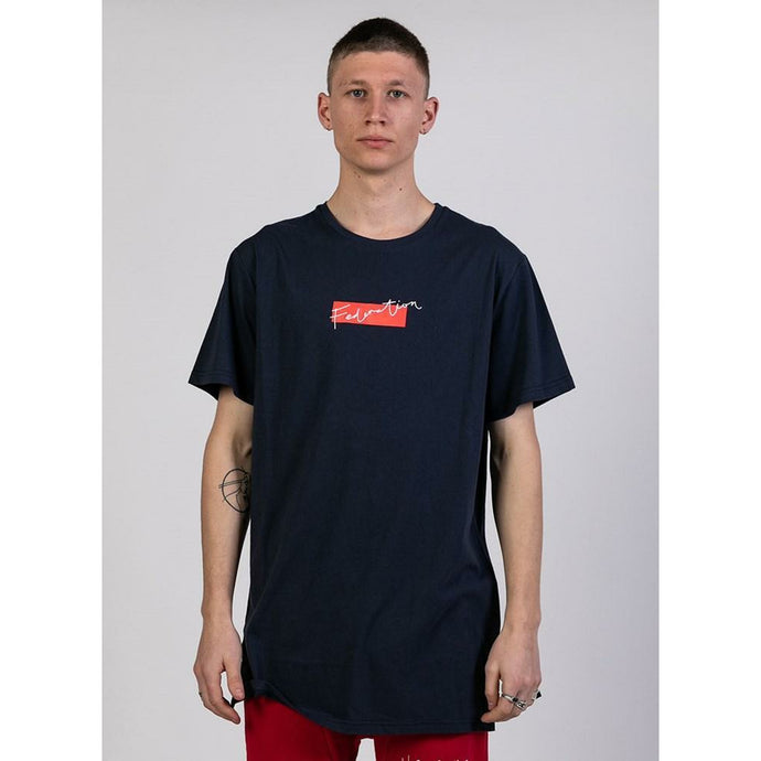 Federation Aye Tee Friend - Navy