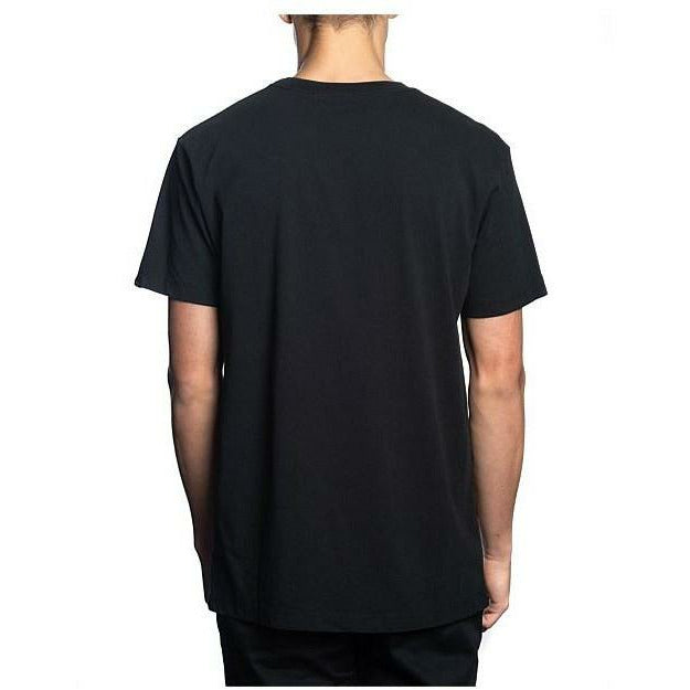Deus Ex Machina Geokamo All Caps Tee - Black