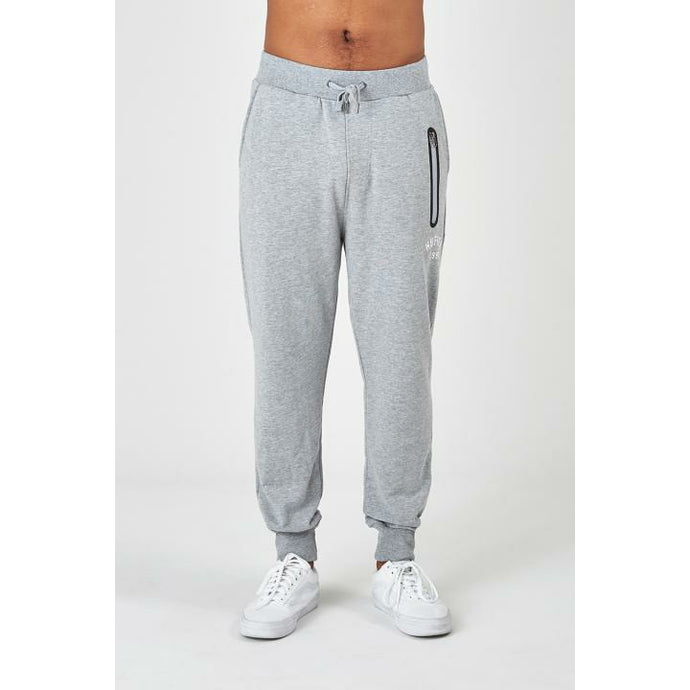 Huffer HFR Track Pant - Grey Marle