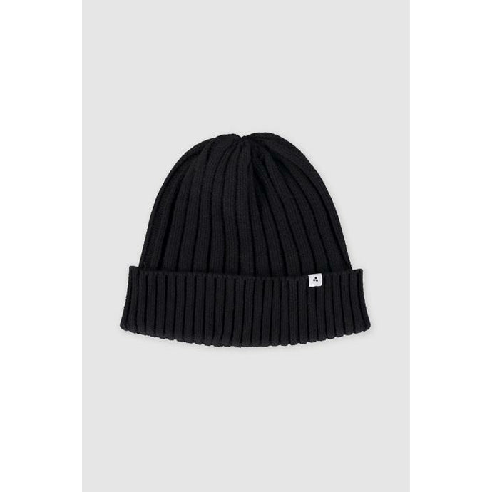 Huffer Fisherman Beanie - Black