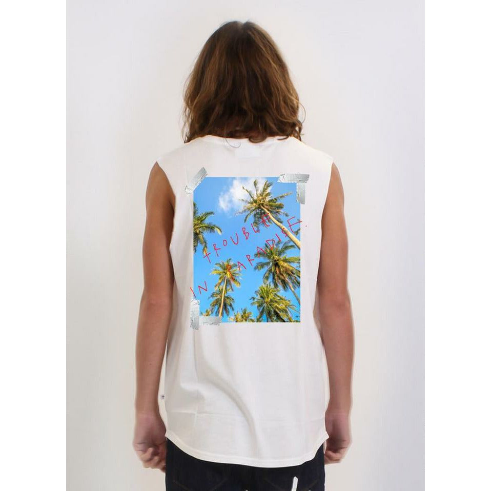Federation Atlas/Chill Tank - White