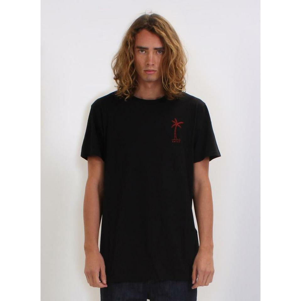 Federation Aye/Chill Tee - Black