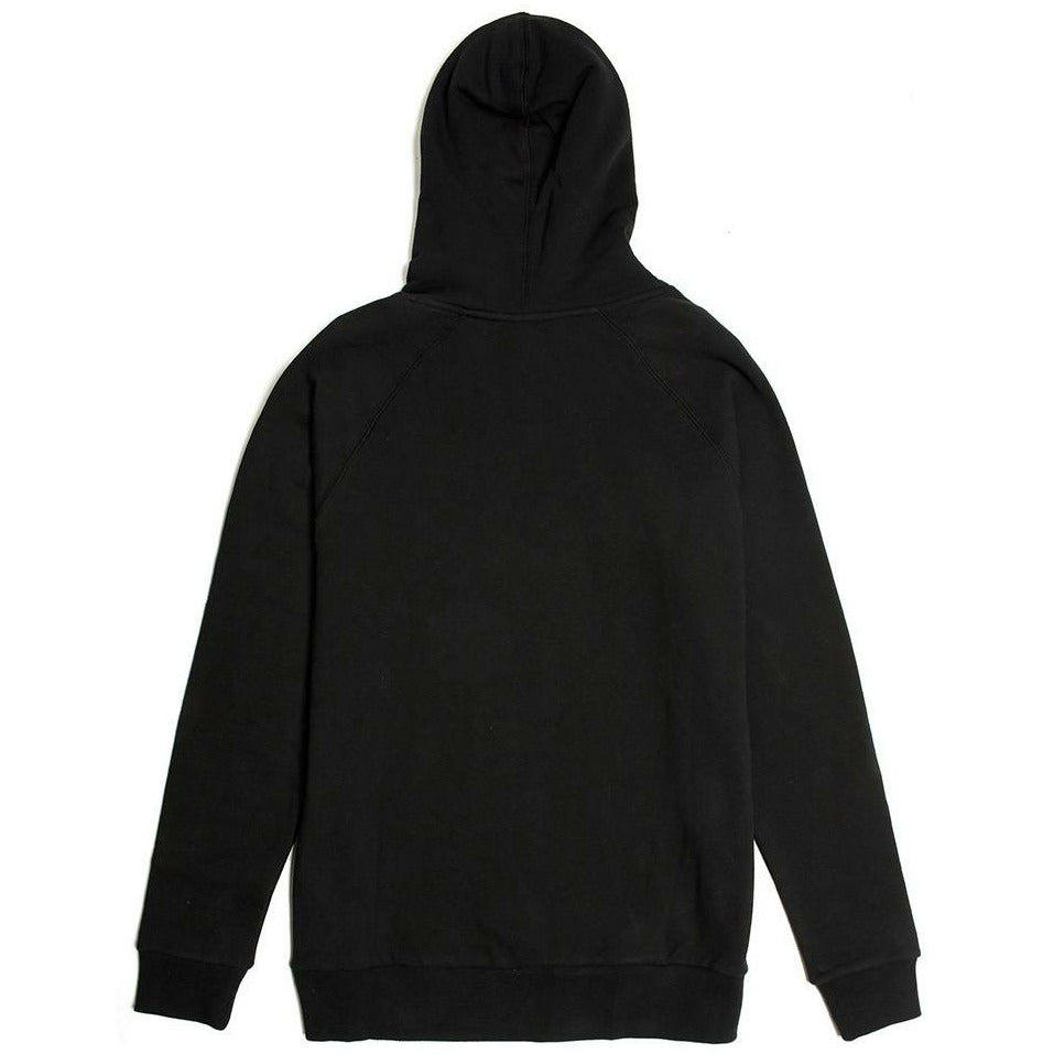 Deus All Caps Hoodie - Black