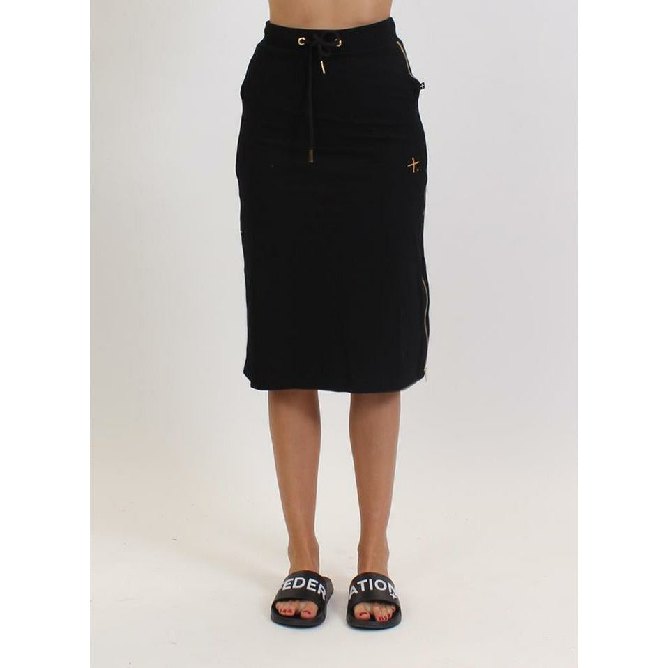 Federation Easy Skirt - Black