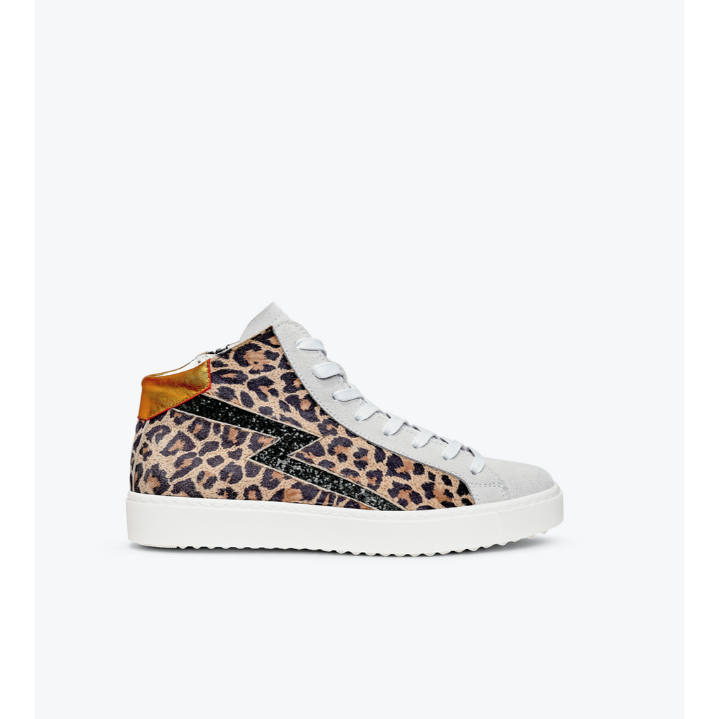 Department Of Finery Brooklyn - Leopard Multi