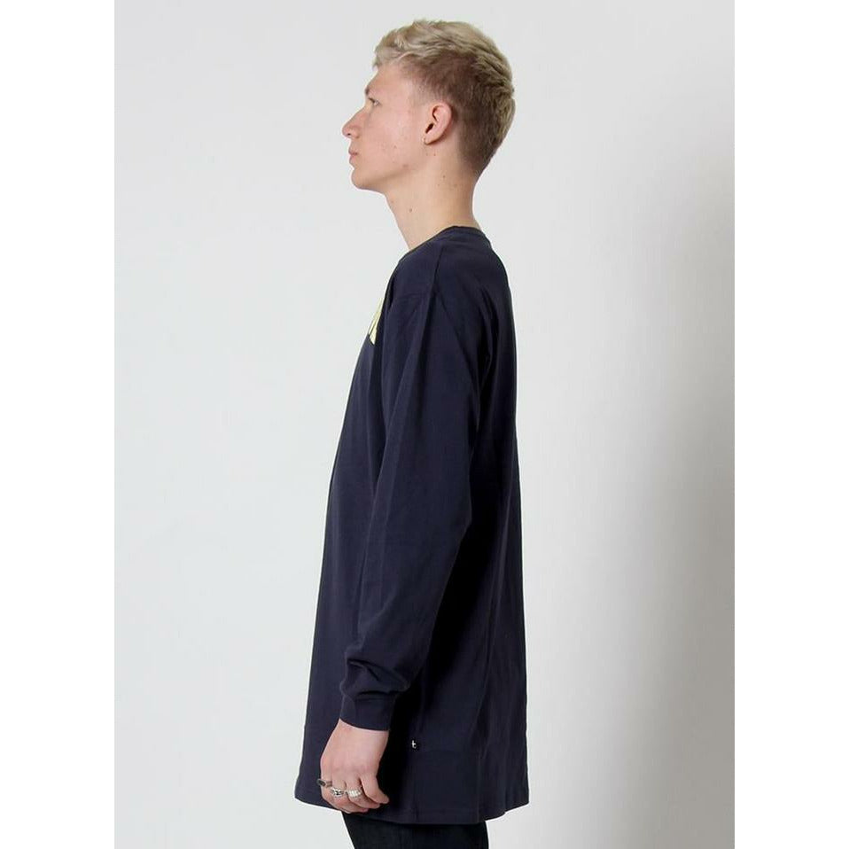 Federation Supreme Cuff/Team Long Sleeve - Navy