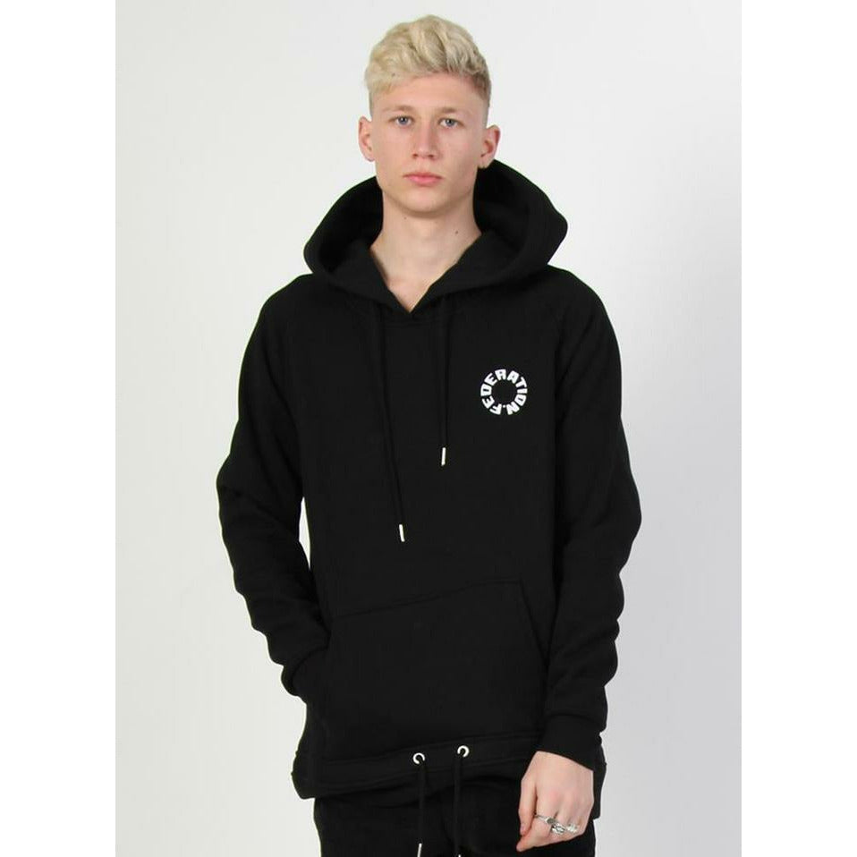 Federation Darth/Circled Hood - Black