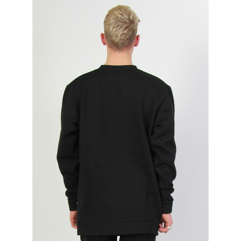 Federation Letter/Team Crew - Black