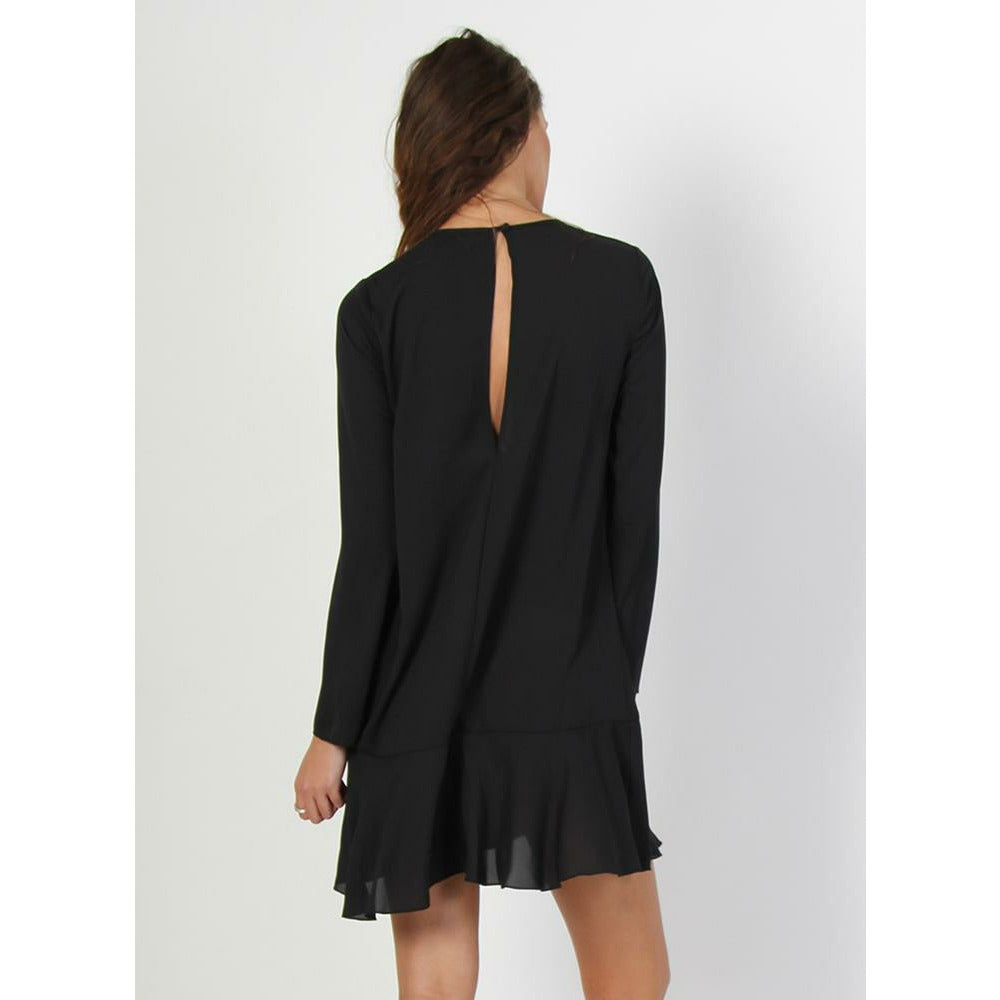 Federation Love Me Dress - Black