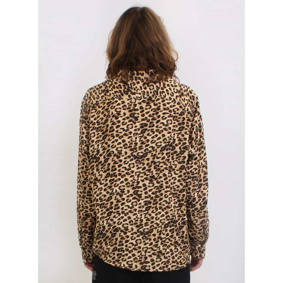 Federation Fever Shirt - Leopard
