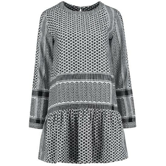 Rough Studios Gaia Dress - Black/White