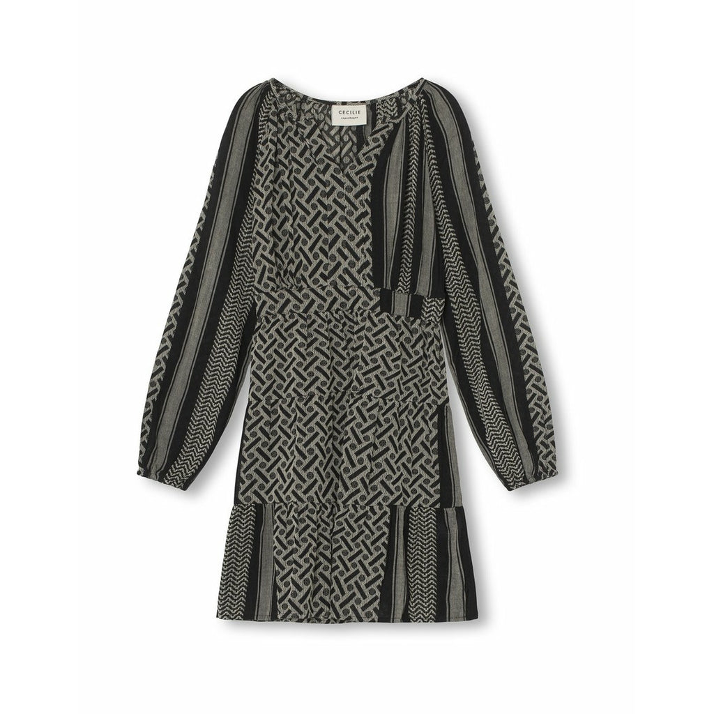 Cecilie Copenhagen Monica Dress - Black Stone