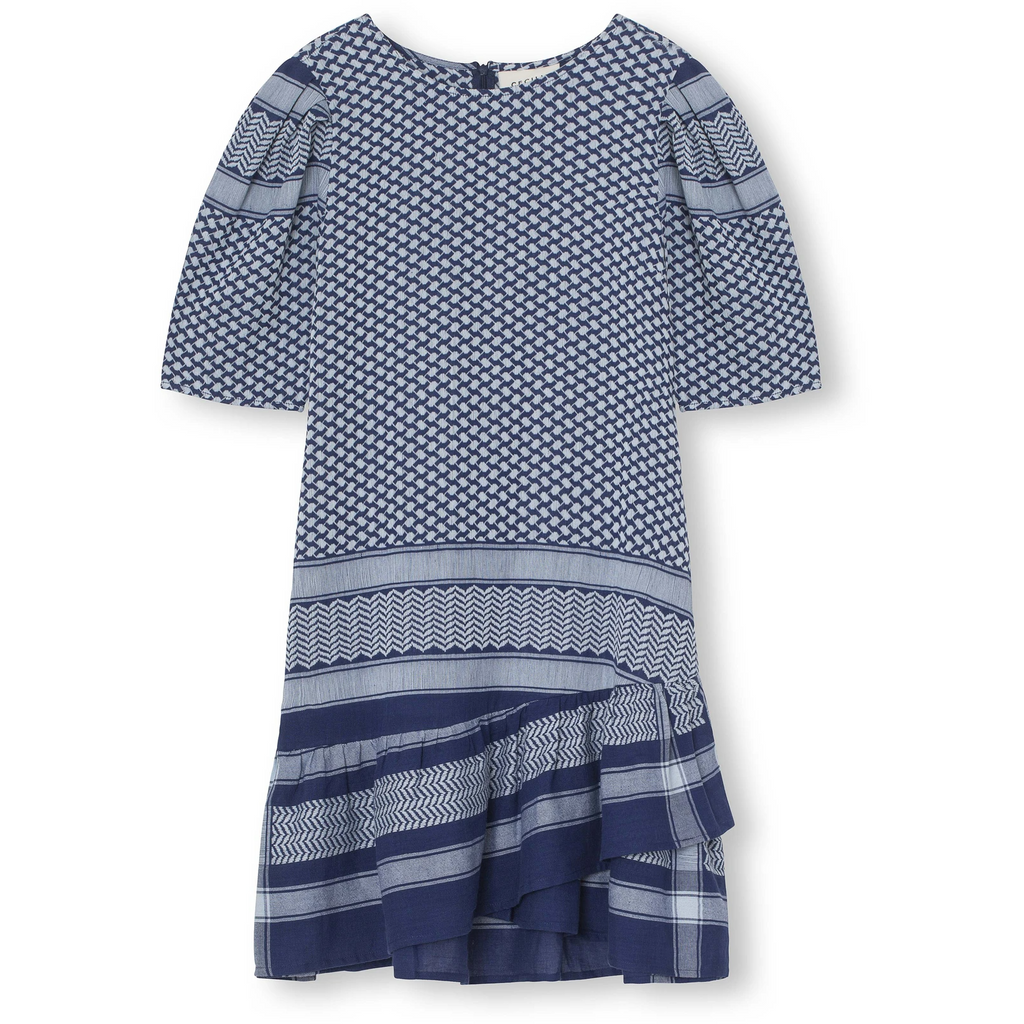 Cecilie Copenhagen Olivia Dress - Twilight Blue