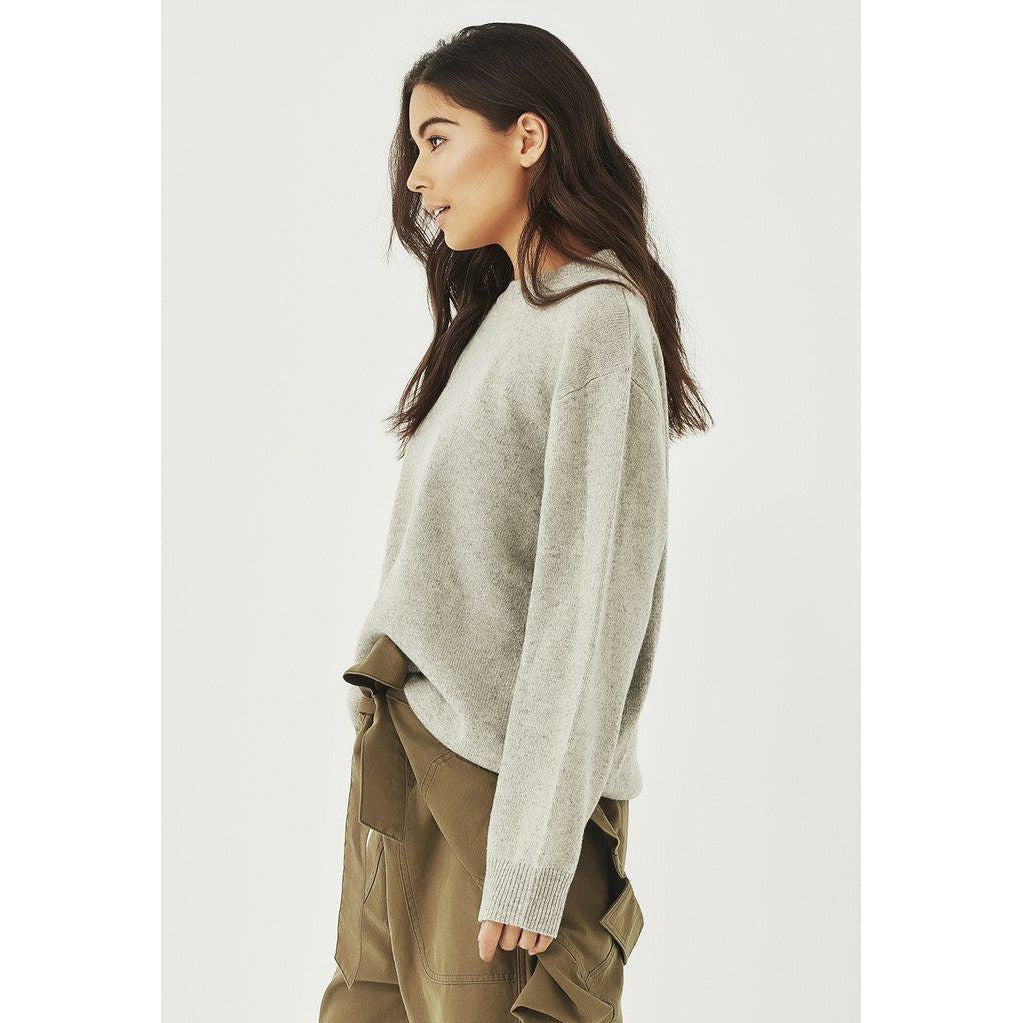Remain Ella Knit - Light Marle