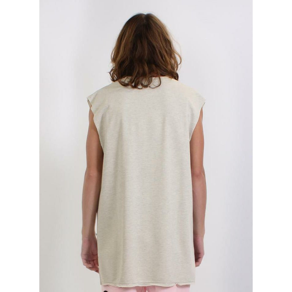 Federation Streets/Typo Tank - White Marle