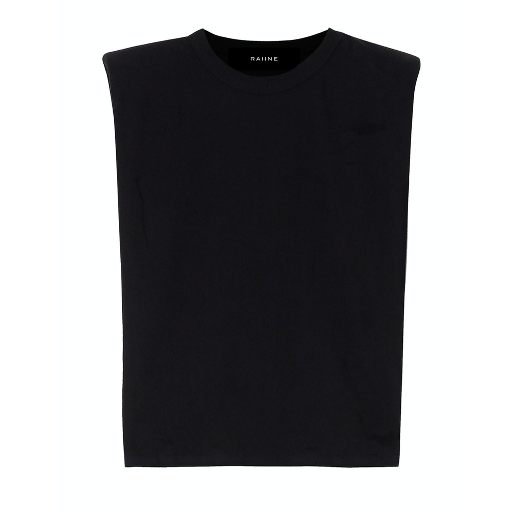 Raiine Vista Top - Black