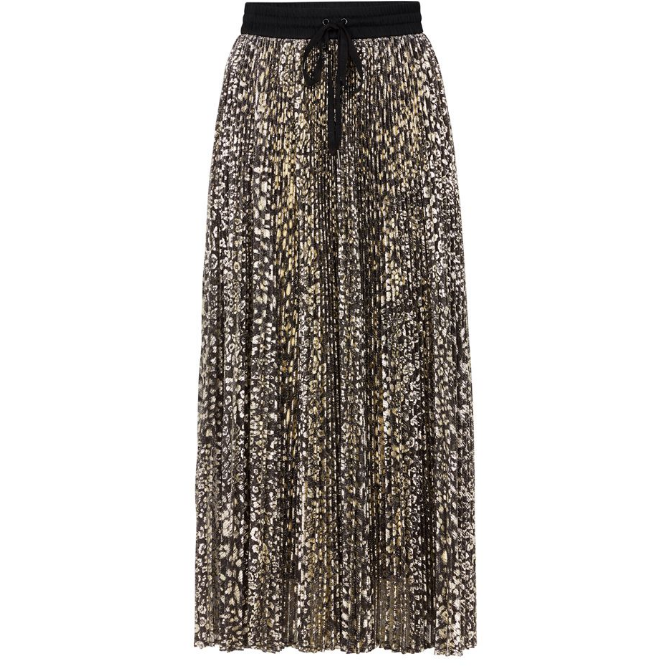 Rebecca Vallance Vienna Skirt - Gold