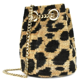 Rough Studios Gilby Bag - Leopard