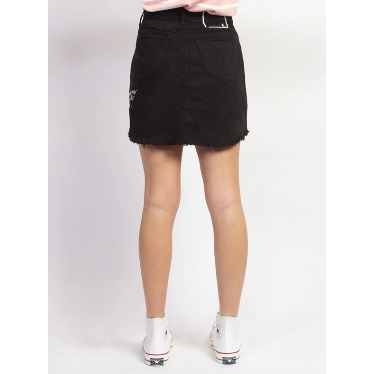 Federation Welcome Skirt - Black