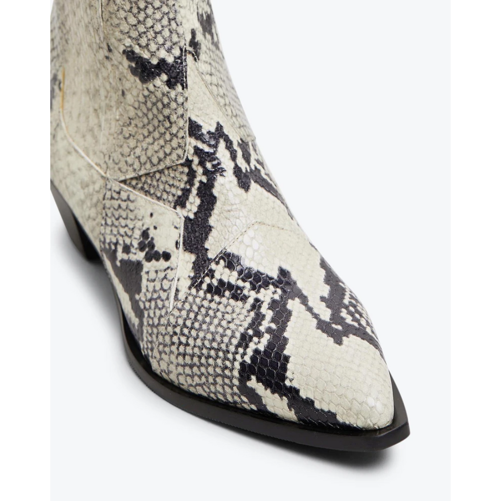 Department Of Finery Frida - Snake Leather